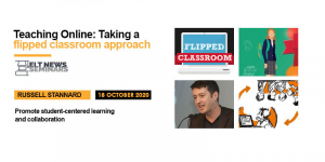 Teaching Online: Taking a Flipped Classroom approach with Russell Stannard